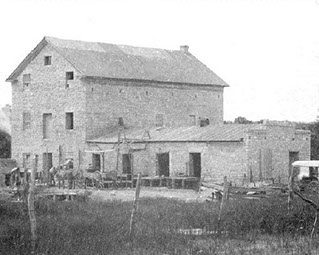 Historic Gristmill Stabilization